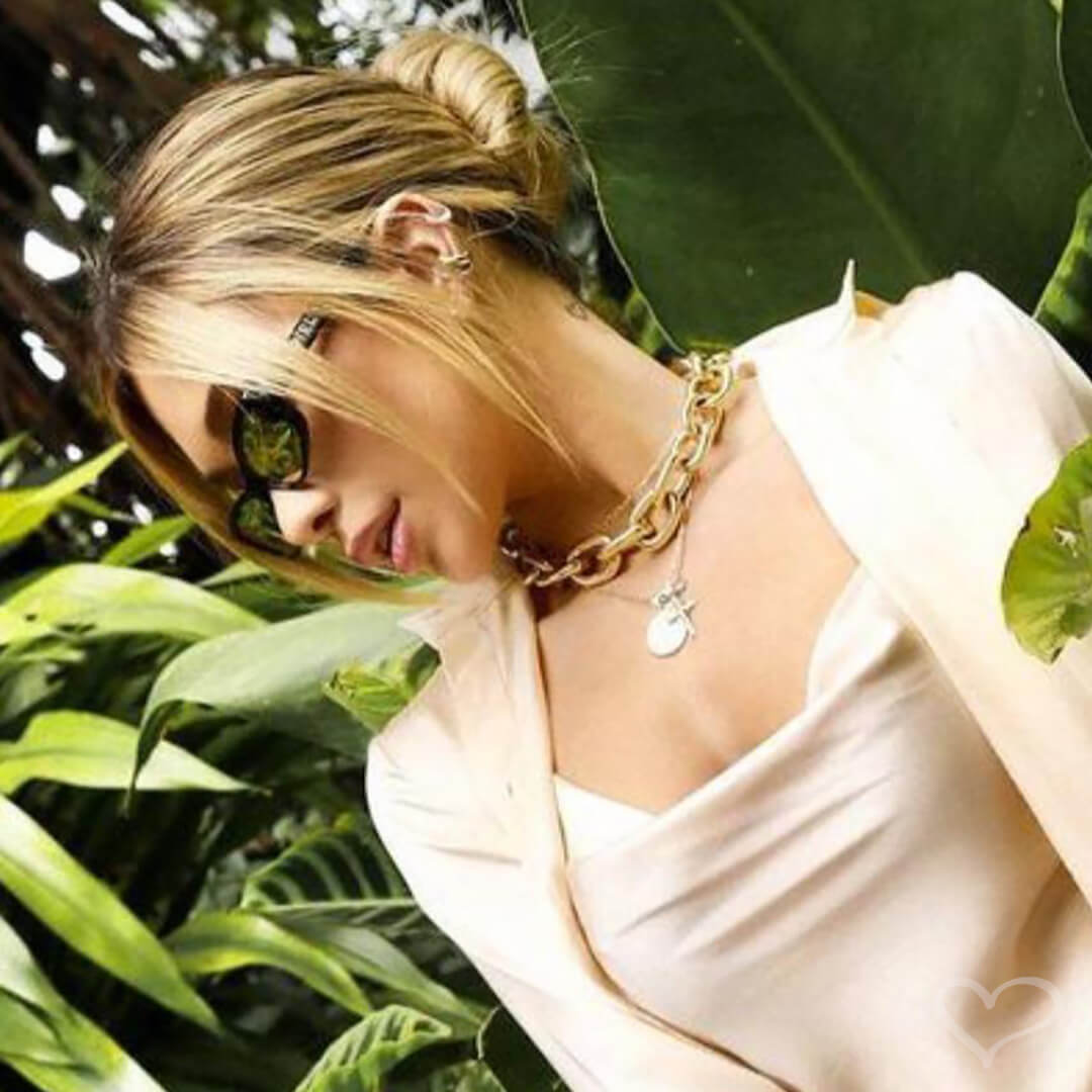 Flavia Pavanelli - Mix Colar Martha Amuletos e Colar Irina Elos